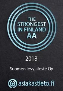 Asiakastieto AA Suomen Levyjaloste